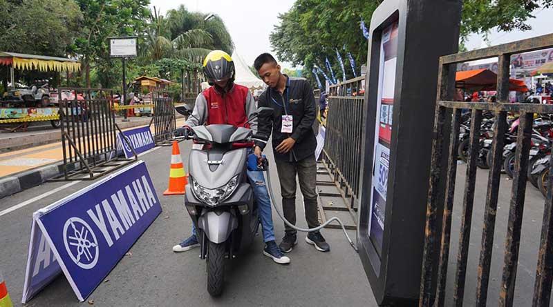 Test Ride FreeGo