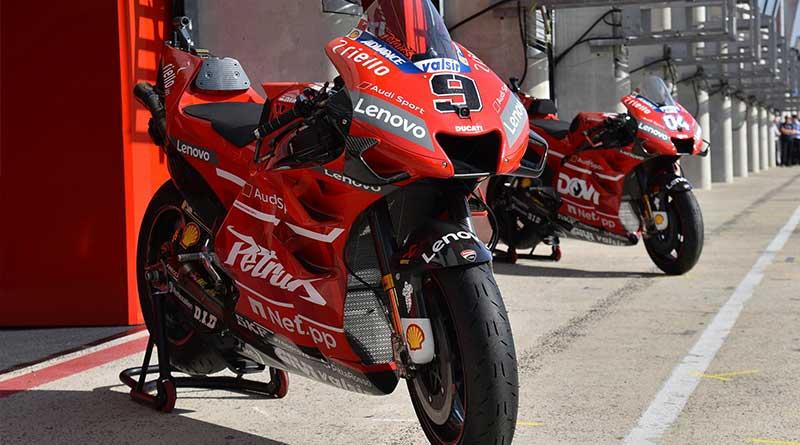 MotoGP Prancis Petrucci