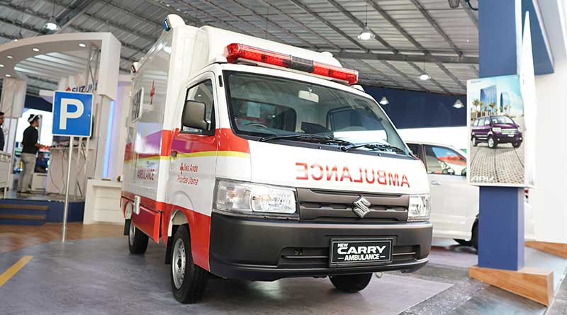 New Carry Ambulance
