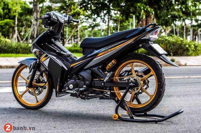 Contoh Modifikasi Yamaha Jupiter MX