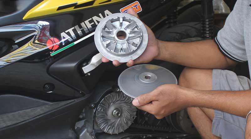 Gazgas Motor Spesialis Modifikasi Mesin Matic, Siap Dongrak Performa