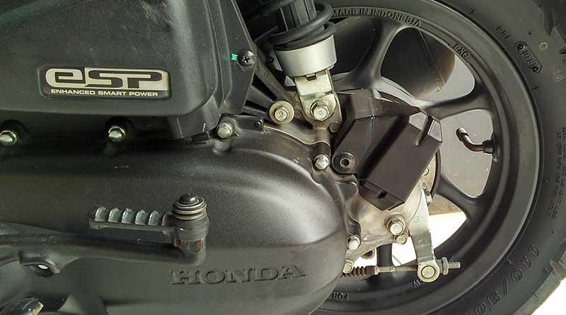 ciri-ciri motor harus ganti oli