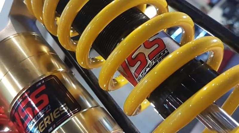 YSS G-Series untuk Maxi Yamaha