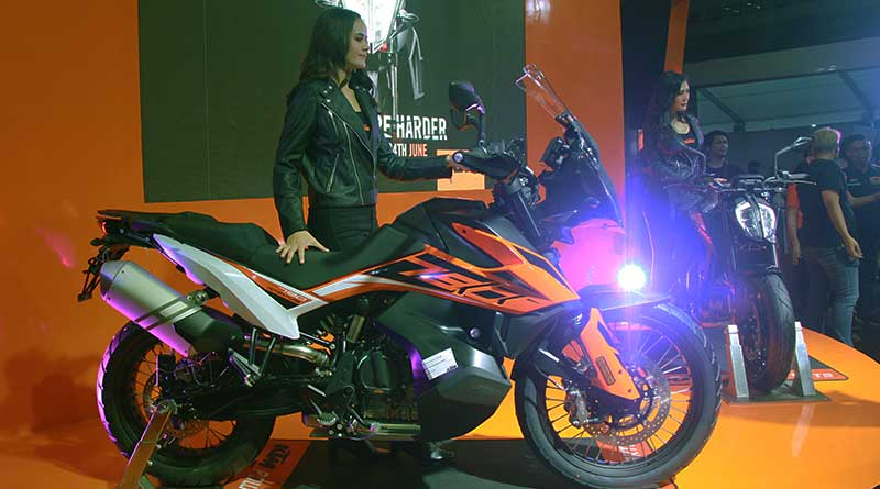 Duo KTM 790