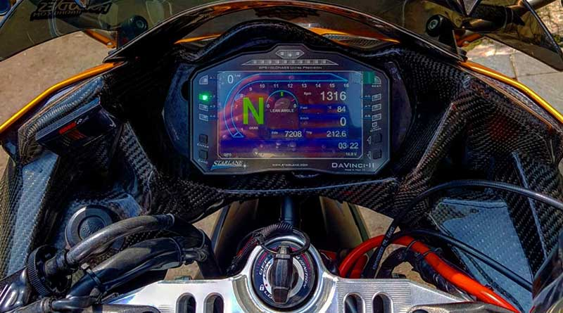 Speedometer Starlane Davinci-II S