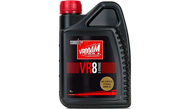 Olsam Vrooam VR8 2T Racing