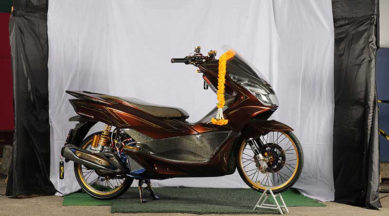 Modifikasi Body Motor