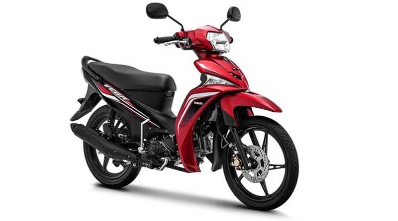 Motor Bebek Terbaik Yamaha Vega Vorce