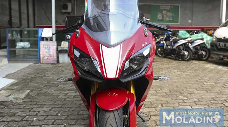 TVS Apache RR 310 Headlamp
