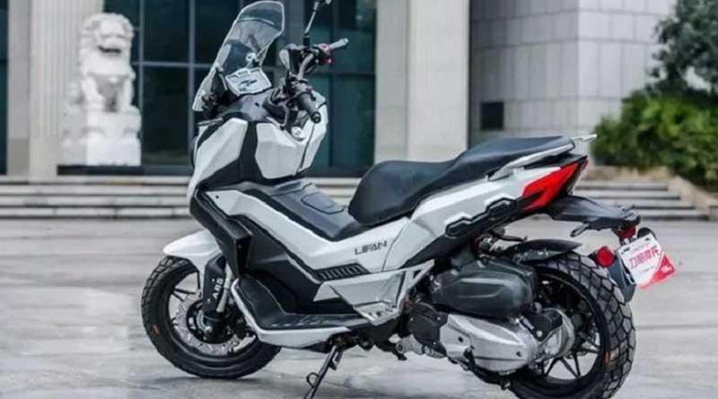 Ilustrasi tampilan Honda X-ADV 150