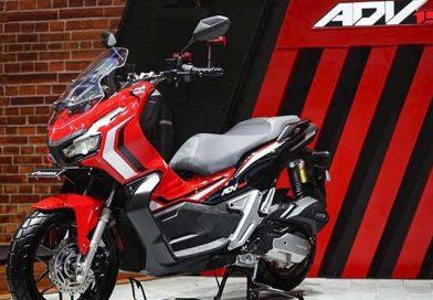 Resmi Rilis ADV 150 Harga Rp 33 Jutaan, Nih Spesifikasinya