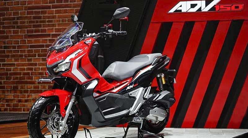 Modifikasi Honda ADV Touring