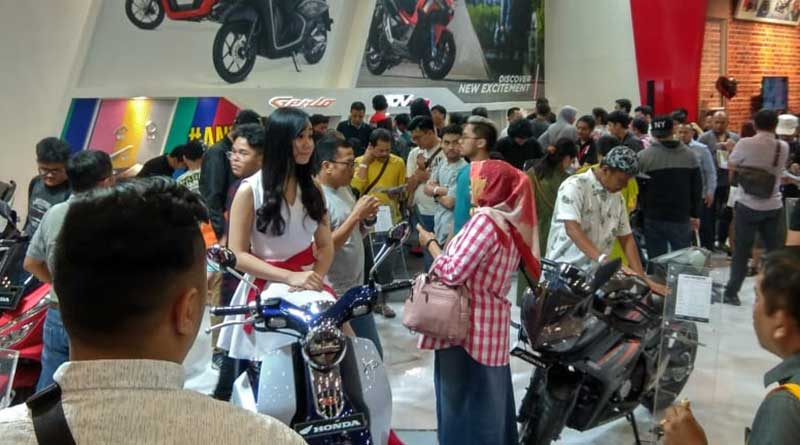 Booth Honda di GIIAS