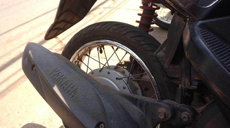 roda matic model jari-jari