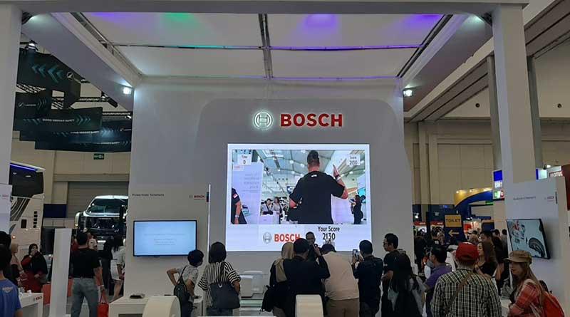 Booth bosch
