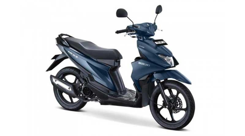 Matic Terbaik Untuk Wanita Suzuki Nex II