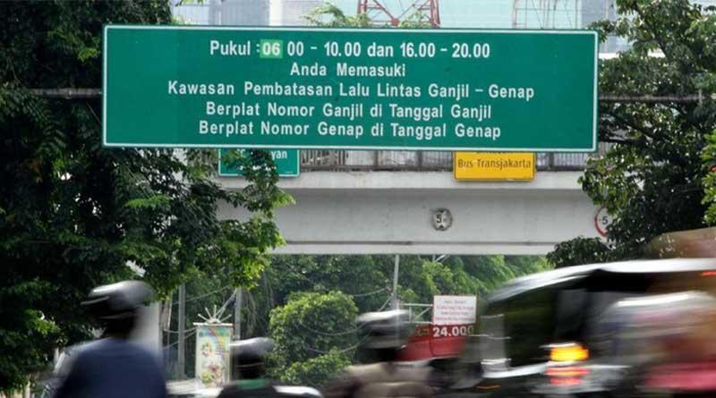 Ganjil Genap Jakarta