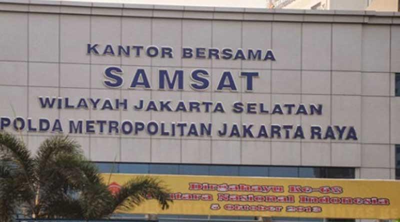 Samsat Jakarta Selatan