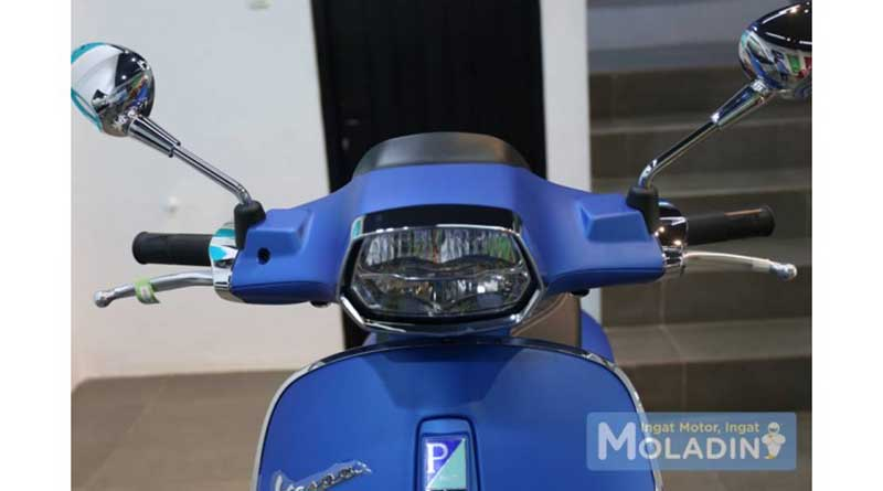 headlamp vespa sprint