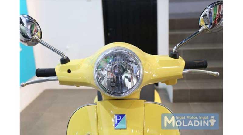 Headlamp Vespa LX 125