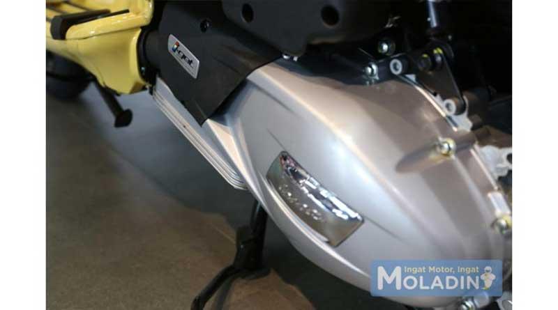 Mesin 125cc Vespa LX 125
