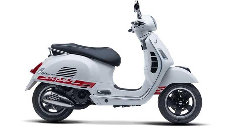 bahan bakar vespa gts 150
