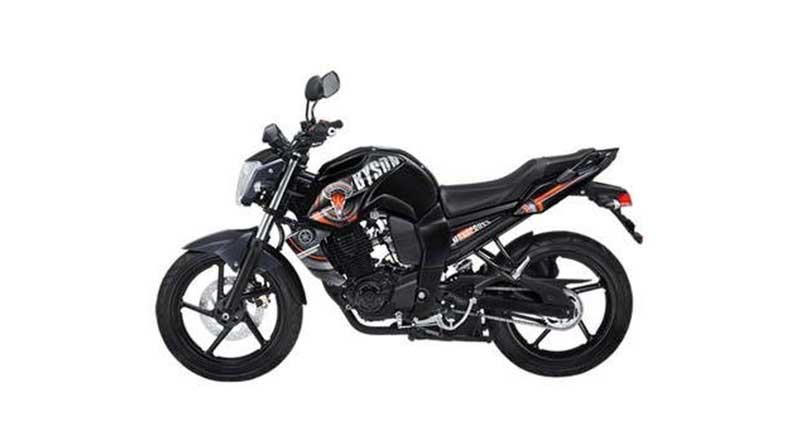 Motor Sport Murah Yamaha Byson