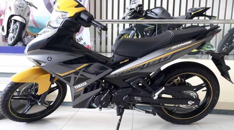 Yamaha Jupiter MX King