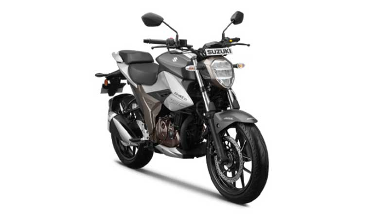 Suzuki India Perkenalkan Gixxer 250 Tampang Mirip Ducati Monster 2