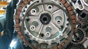 ciri-ciri kopling motor selip