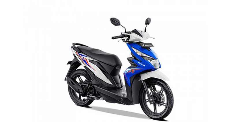 Wanita, Honda Beat 125 All New eSP