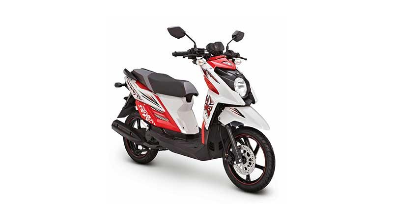 Wanita, Yamaha X-Ride