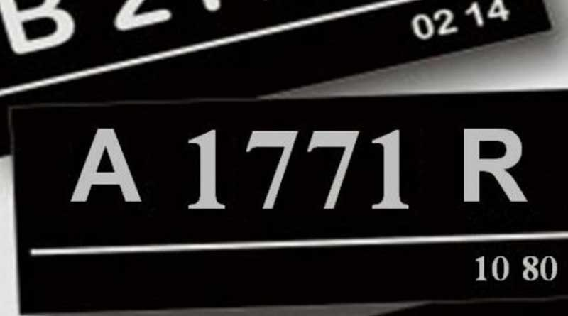 Plat Nomor