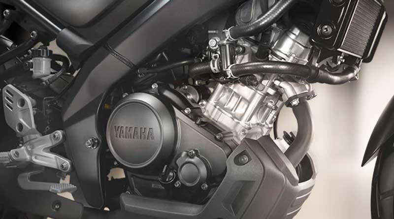 Basis Mesin Yamaha MT25