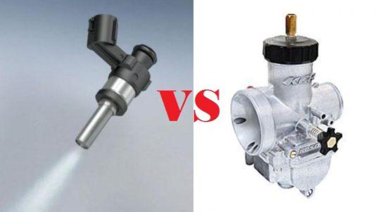 perbedaan motor injeksi dan karburator