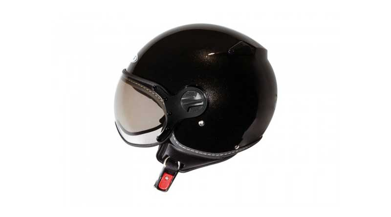ZS-210K Helm Retro