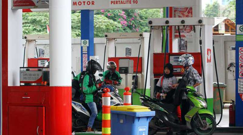 Boros bahan bakar