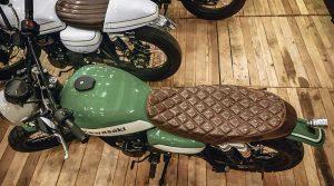 Tips modifikasi jok motor agar nyaman dipakai harian