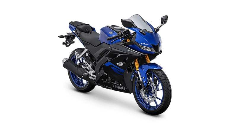 Motor Sport 150cc terlaris Yamaha R15
