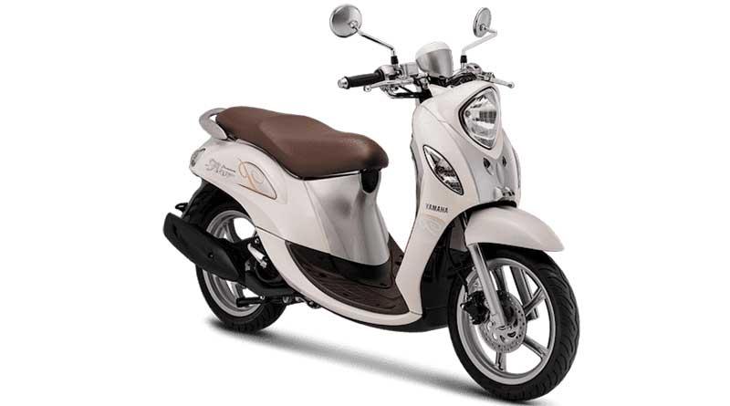 Yamaha Fino 125