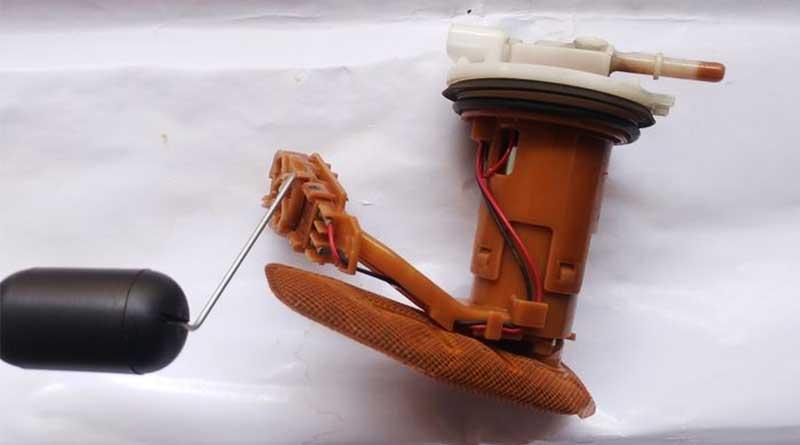 Motor Mogok Filter fuel pump
