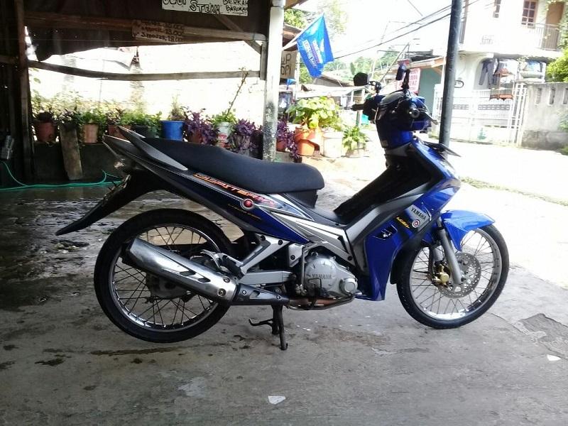 motor bekas Rp 3 jutaan jupiter mx
