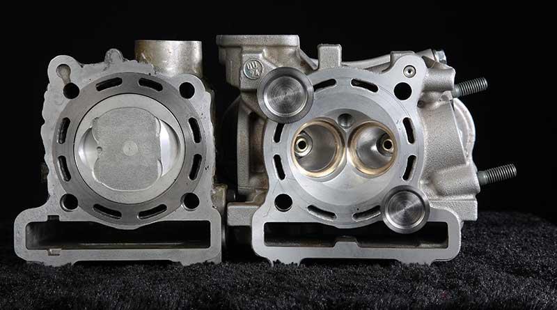 Penyebab Motor Matic Mati Mendadak Klep motor