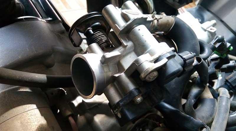 Mesin Motor Injeksi