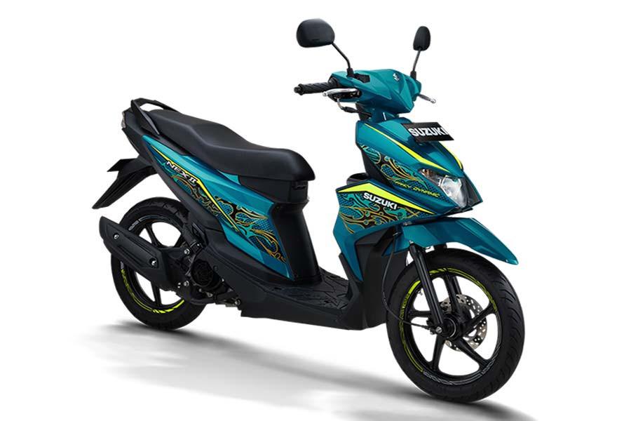 Suzuki Nex II New