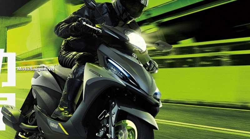 Yamaha Mio versi baru