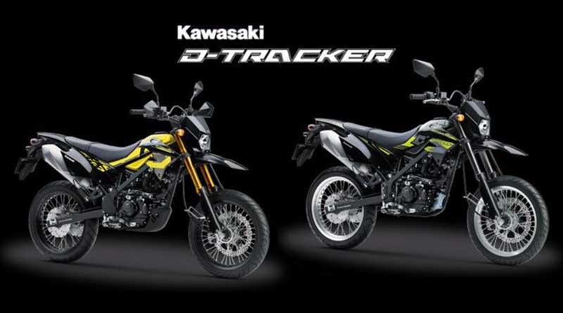 Kawasaki D-Tracker & D-Tracker X