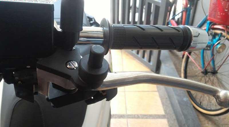 pasang-parking-brake-lock-yamaha-nmax