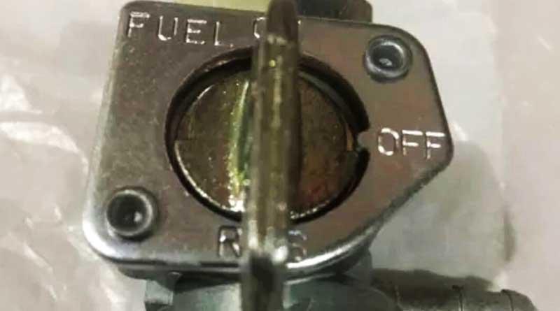 fungsi kran bensin di motor karburator