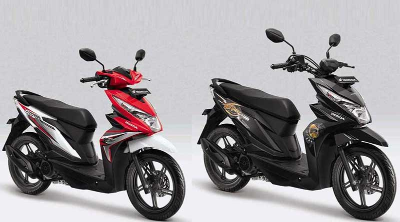 Honda Beat All New eSP & Honda Beat Street